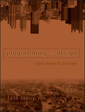 Programming for Design: From Theory to Practice (0471196452) cover image