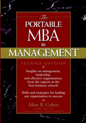 The Portable Mba In Management 2nd Edition Portable Mba Fast