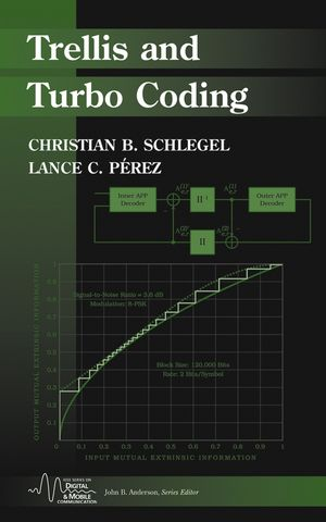 Trellis and Turbo Coding (0471227552) cover image