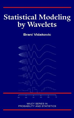 Statistical Modeling by Wavelets (0471293652) cover image