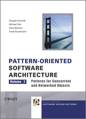 Pattern-Oriented Software Architecture, Volume 2, Patterns for Concurrent and Networked Objects (0471606952) cover image