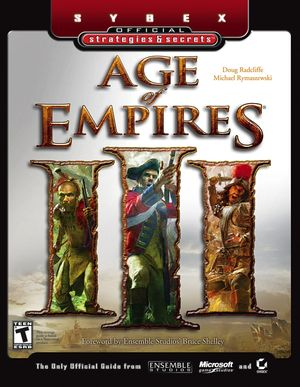 Age of Empires III: Sybex Official Strategies and Secrets (0471786152) cover image