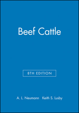 Beef Cattle, 8th Edition