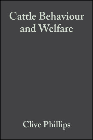 Cattle Behaviour and Welfare, 2nd Edition (0632056452) cover image