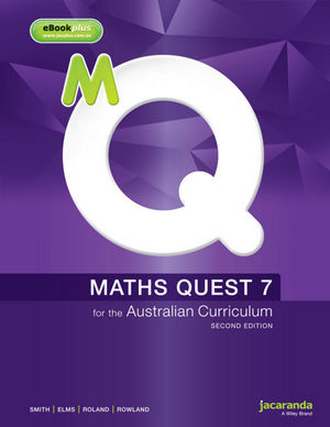 Maths Quest 7 for the Australian Curriculum & eBookPLUS, 2nd Edition
