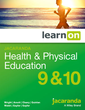 LearnOn Health & Physical Education Year 9 & 10 (Online Purchase)