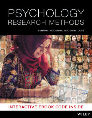 Psychology Research Methods, 1st Edition