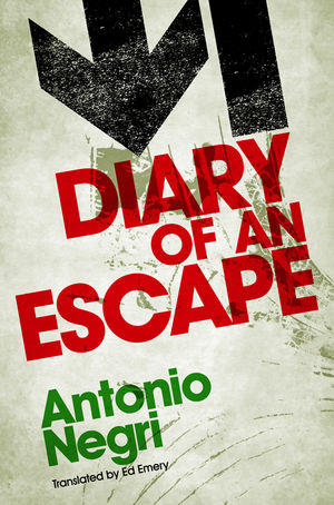 Diary of an Escape (0745644252) cover image