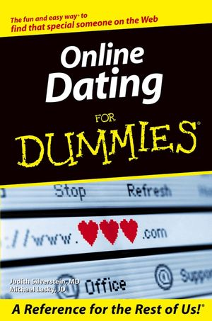 Online Dating For Dummies Book Information   For Dummies