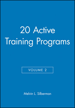 20 Active Training Programs, Volume 2 (0883904152) cover image