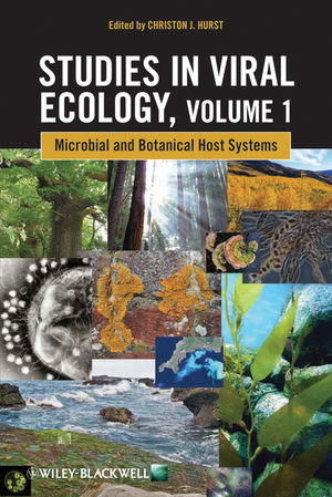 Studies in Viral Ecology: Microbial and Botanical Host Systems (1118025652) cover image