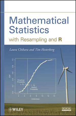 Mathematical Statistics with Resampling and R (1118029852) cover image