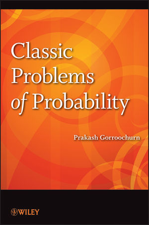 Classic Problems of Probability (1118063252) cover image