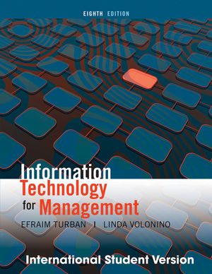 Information Technology Management, 8th Edition International Student Version