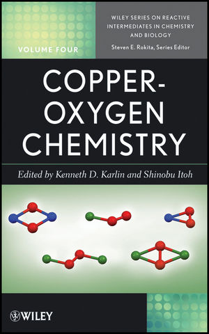 Copper-Oxygen Chemistry (1118094352) cover image