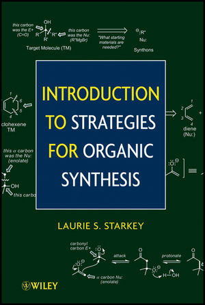 Introduction to Strategies for Organic Synthesis (1118180852) cover image