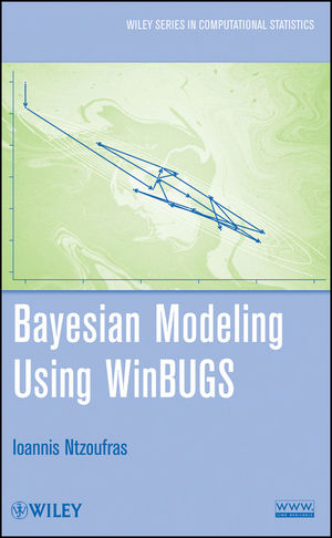 Bayesian Modeling Using WinBUGS (1118210352) cover image