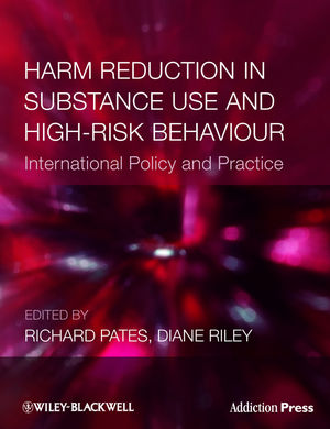 Harm Reduction in Substance Use and High-Risk Behaviour (1118343352) cover image