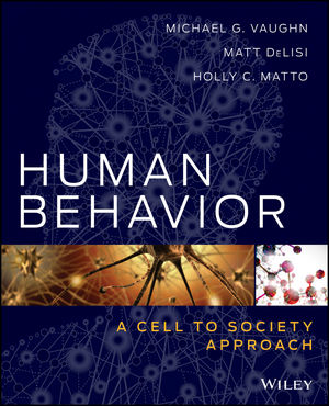 Human Behavior: A Cell to Society Approach (1118416252) cover image