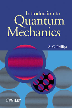 Introduction to Quantum Mechanics (1118723252) cover image