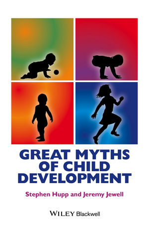 Great Myths of Child Development (1119004152) cover image