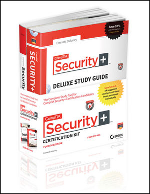 CompTIA Security+ Certification Kit: Exam SY0-401, 4th Edition
