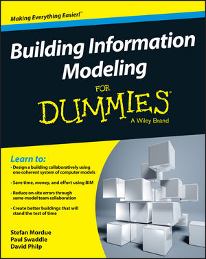 Building Information Modeling For Dummies (1119060052) cover image