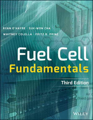 Fuel Cell Fundamentals, 3rd Edition (1119114152) cover image