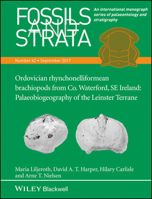 Ordovician rhynchonelliformean brachiopods from Co. Waterford, SE Ireland: Palaeobiogeography of the Leinster Terrane