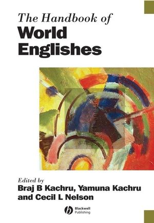 The Handbook of World Englishes (1405111852) cover image