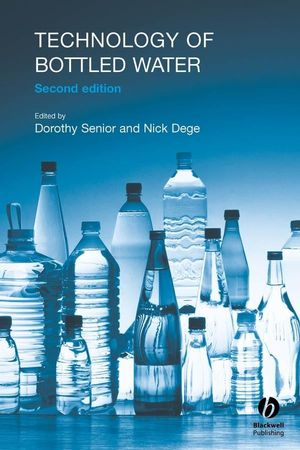 Technology of Bottled Water, 2nd Edition (1405148152) cover image