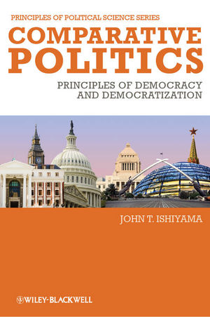 Comparative Politics: Principles of Democracy and Democratization (1405186852) cover image