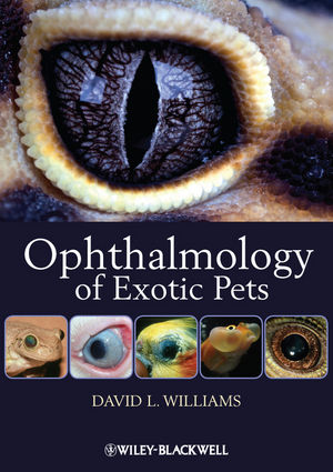 Ophthalmology of Exotic Pets (1444361252) cover image