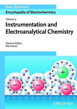 Encyclopedia of Electrochemistry, Volume 3, Instrumentation and Electroanalytical Chemistry (3527303952) cover image