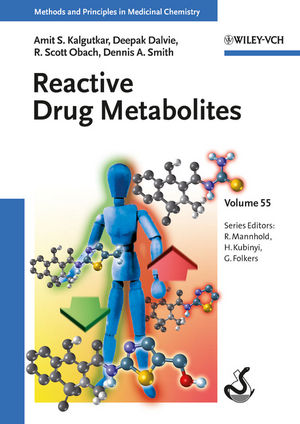 Reactive Drug Metabolites, Volume 55 (3527330852) cover image