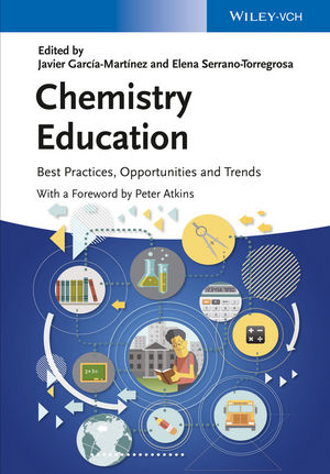 Book Cover Image for Chemistry Education: Best Practices, Opportunities and Trends