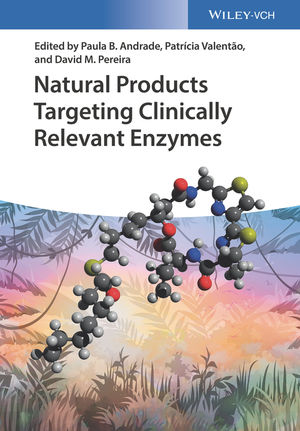 Natural Products Targeting Clinically Relevant Enzymes (3527342052) cover image