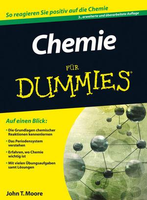 Chemie für Dummies, 3. Auflage (3527709452) cover image