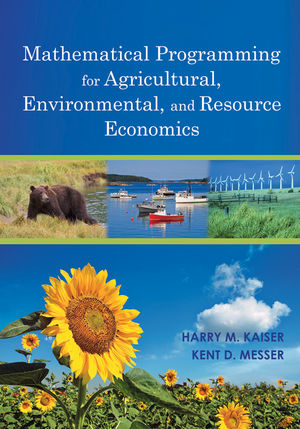 Mathematical Programming for Agricultural, Environmental, and Resource Economics (EHEP001752) cover image