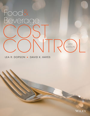 Food and Beverage Cost Control, 6th Edition (EHEP003352) cover image