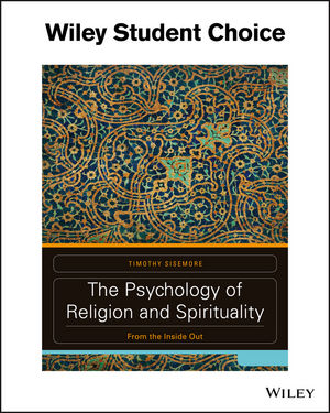 Psychology of Religion, 1st Edition (EHEP003652) cover image