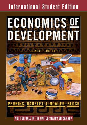 Economics Of Development Perkins Pdf