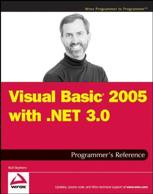 Visual Basic 2005 with .NET 3.0 Programmer