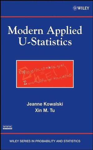 Modern Applied U-Statistics (0470186453) cover image