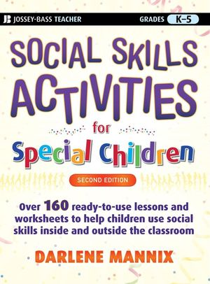 Social Skills Activities for Special Children, 2nd Edition