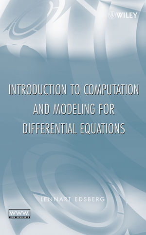 Introduction to Computation and Modeling for Differential Equations (0470270853) cover image