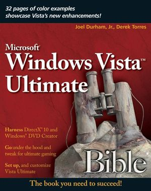 Windows Vista Ultimate Bible