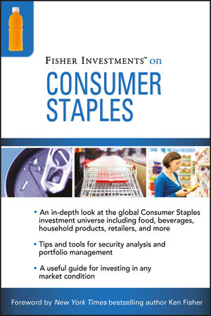 Fisher Investments on Consumer Staples (0470416653) cover image