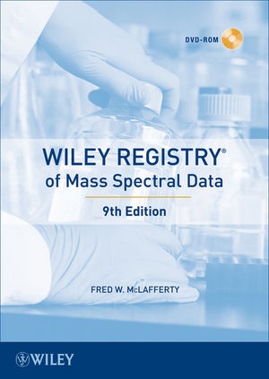 Wiley Registry of Mass Spectral Data, 9th Edition (0470520353) cover image