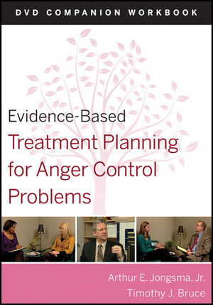 Evidence-Based Treatment Planning for Anger Control Problems, Companion Workbook (0470568453) cover image